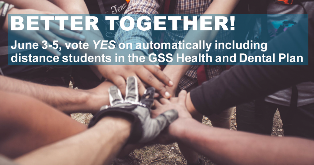 Better together in the student health plan